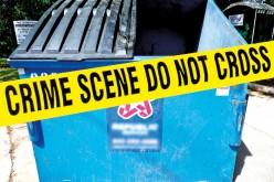 Znaleziony w śmietniku mężczyzna był ofiarą zabójstwa