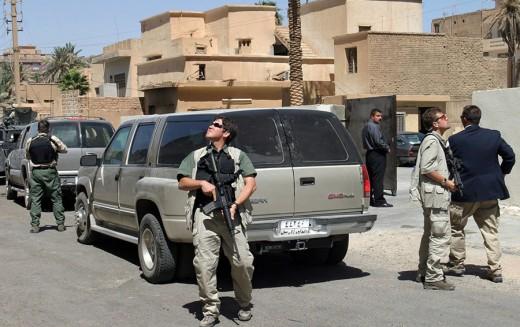 4 najemników firmy Blackwater winnych zabicia 14 irackich cywilów