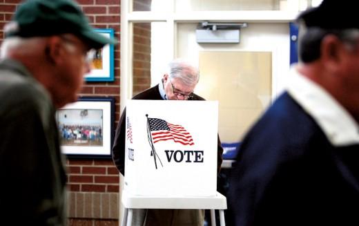 Trwa wczesne głosowanie