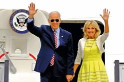 Wiceprezydent Biden ponownie wIllinois. Zabiega o głosy dla demokratów