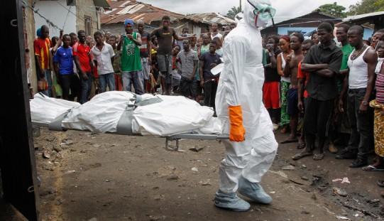 80 osób mogło mieć kontakt z wirusem ebola