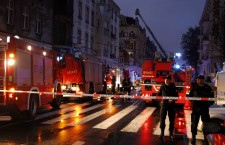 Gas explosion in Katowice
