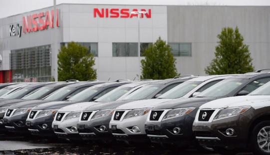 Japonia. Nissan odwołuje 260 tys. samochodów na fabryczne naprawy