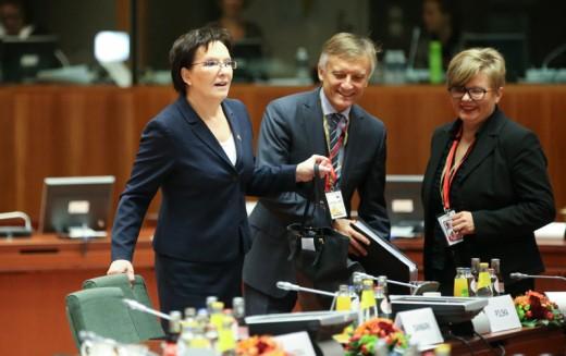 UE uzgodniła ramy polityki klimatycznej do 2030 r.