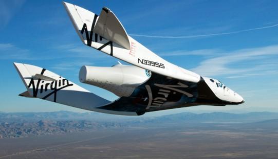 Katastrofa statku kosmicznego firmy Virgin Galactic, pilot zginął