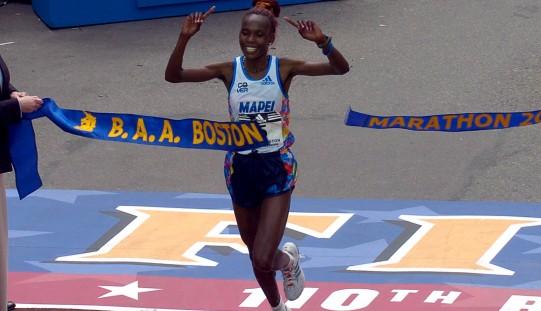 Zwyciężczyni maratonów w Chicago i Bostonie na dopingu