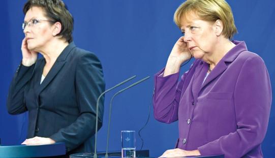 Rzeczniczka rządu: 20 listopada spotkanie Kopacz z Merkel w Krzyżowej