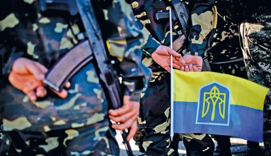 NATO: rosyjscy żołnierze nadal przebywają na Ukrainie