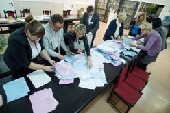 Computer glitch hampering local election vote count