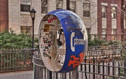 Budki telefoniczne w Nowym Jorku staną się hotspotami wi-fi