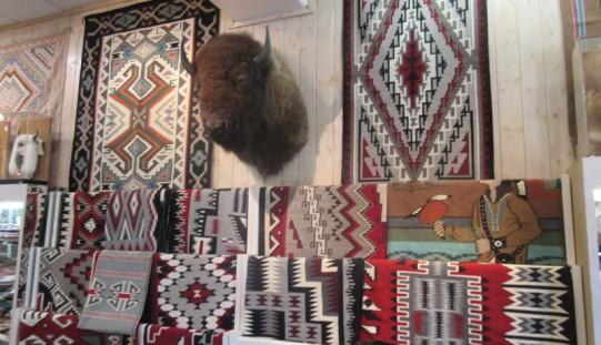Tekstylia plemion Nawaho a współczesne wnętrza