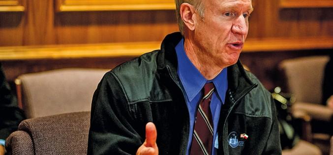 Rauner zaskoczony problemami finansowymi Illinois. Gubernator elekt przygotowuje się  do objęcia stanowiska