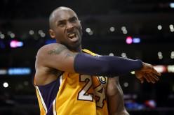 Kobe Bryant najczęściej pudłującym w historii NBA