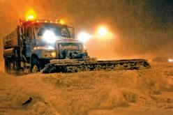 Chicagowianie mogą monitorować trasę odśnieżarek