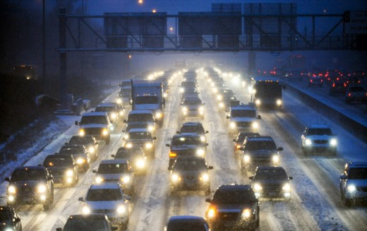 Chicago szykuje się na atak zimy. Spadnie nawet 10 cali śniegu