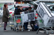Black Friday sales in Cardiff