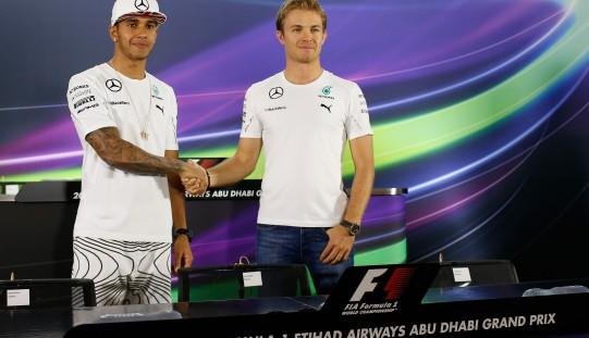 Formuła 1 – Hamilton czy Rosberg