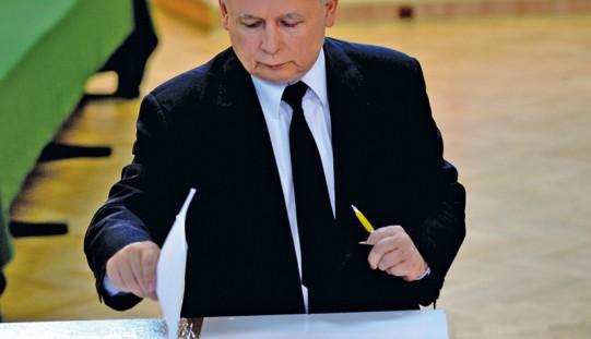 Kaczyński: wybory samorządowe kolejnym przejawem rozkładu państwa