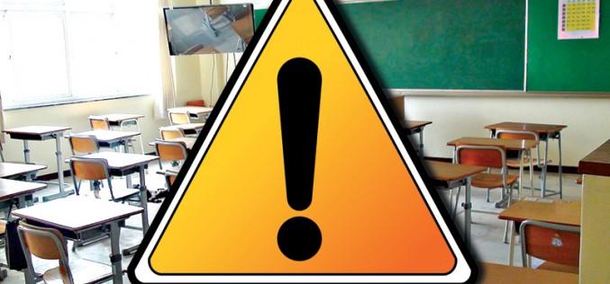 Zagrożenie szkół przez toksyczne chemikalia