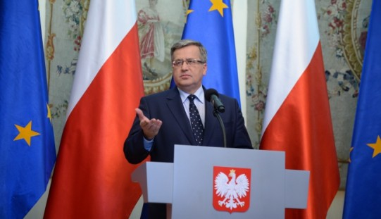 President Komorowski: Local election results valid