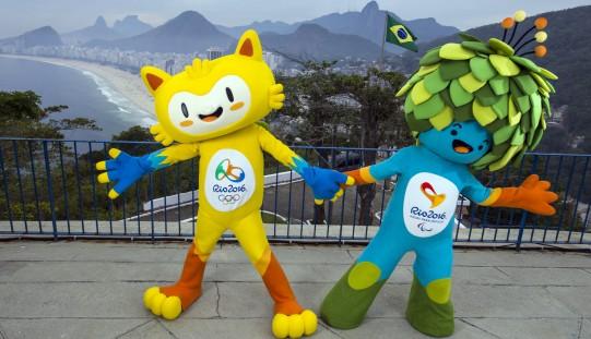 Rio 2016 – zaprezentowano maskotki igrzysk