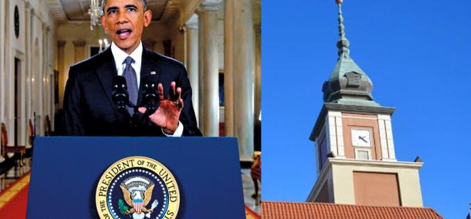 Obama w Copernicus Center o planie imigracyjnym! Już we wtorek