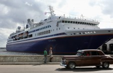 ACADEMIC CRUISE ARRIVES FROM US TO CUBA WITH 624 UNIVERSITY STUDENTS