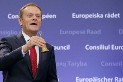 Tusk outlines four-point plan for EU