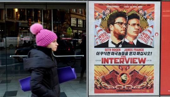 """Sony bada możliwości innych sposobów rozpowszechnienia filmu """"The Interview""""."""