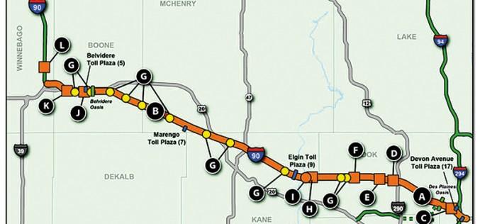 Koniec prac remontowych na I-90