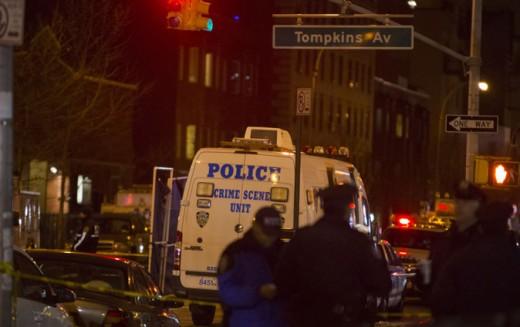 """Dwóch policjantów zastrzelonych """"w akcie zemsty"""""""