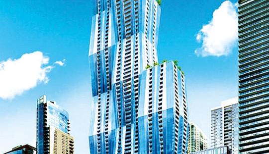 Chińczycy wybudują w Chicago 88-piętrowy wieżowiec