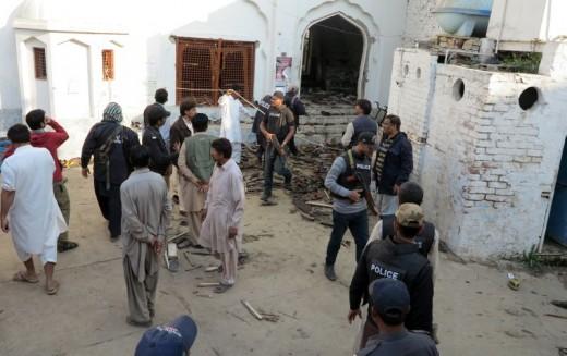 Pakistan. Już 56 zabitych w zamachu na meczet szyicki