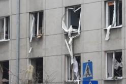 Explosion rocks central Warsaw