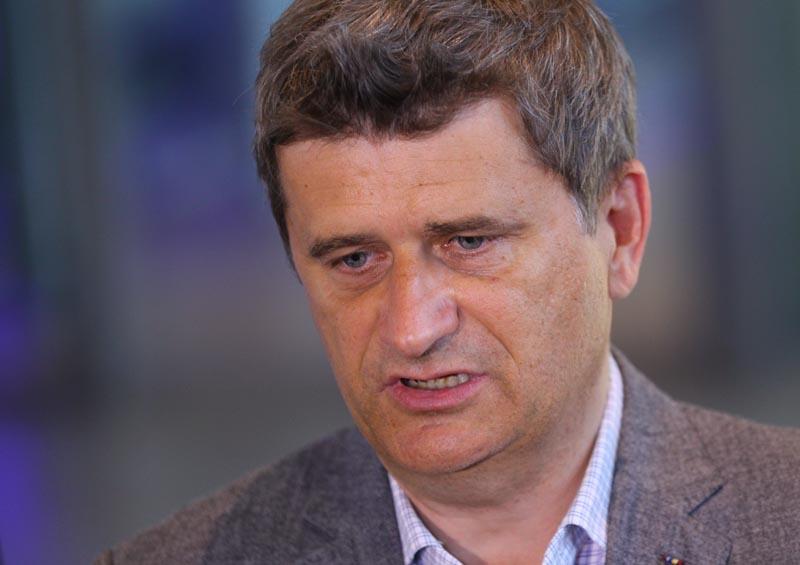 Janusz Palikot fot/Olivier Hoslet/EPA