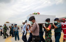 Rescue Operation of the Crashed AirAsia