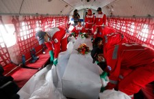 Search for crashed AirAsia plane