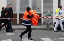 12 killed in shooting at French satirical magazine, police say