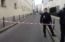 At least 12 killed in shooting at French satirical magazine, police say