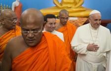 Pope Francis visits Sri Lanka