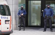 Belgian anti-terrorism operation