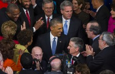President Obama Delivers Sixth State of the Union
