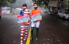 PETA protest in New Delhi