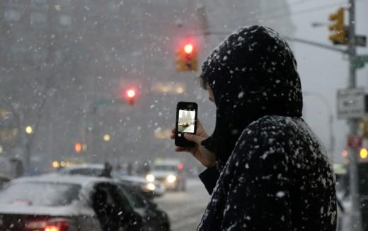 Śnieżne widmo. Historyczna wpadka meteorologów