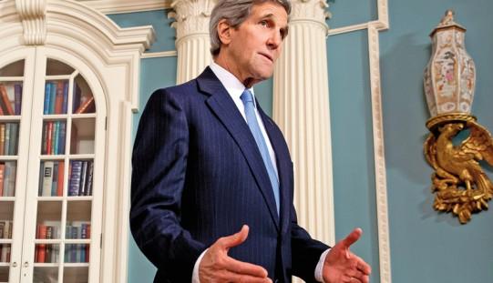 John Kerry w przyszłym tygodniu uda się na Ukrainę