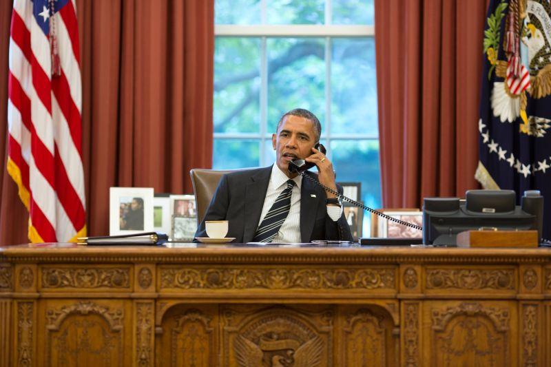 fot.Pete Souza / The White House/EPA