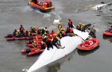 TransAsia Airways plane crashes into river, at least 8 killed