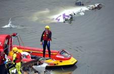 Tawian passenger plane crashes into river, at least 23 killed