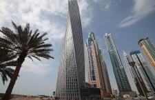 Fire raging in Dubai skyscraper