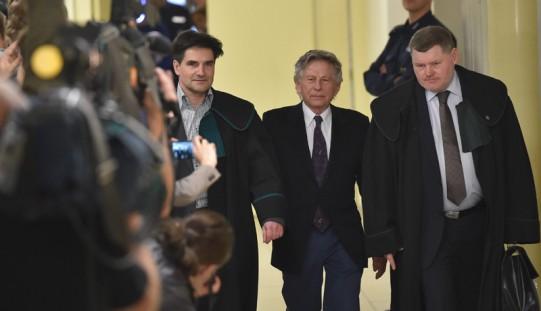 Zakończyło się posiedzenie ekstradycyjne ws. Polańskiego (ZOBACZ ZDJĘCIA)